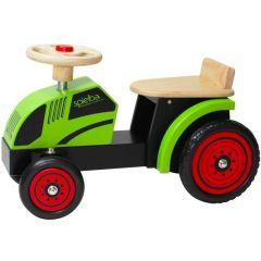 Rutscher Traktor Holzspielzeug ab 18 Monate Spielzeug Spielba
