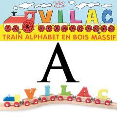 Buchstaben Wagen Vilac, A