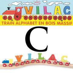 Buchstaben Wagen Vilac, C