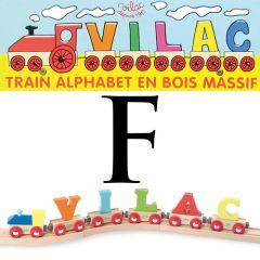 Buchstaben Wagen Vilac, F