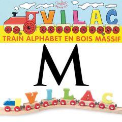 Buchstaben Wagen Vilac, M