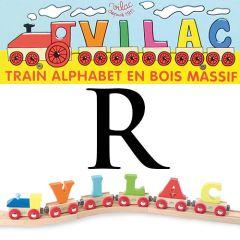 Buchstaben Wagen Vilac, R