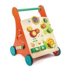 Baby Lauflernwagen Activity,  ab 1 Jahr, Tender Leaf Toys