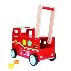 Spielba Feuerwehrauto Spielzeug Holz, Online Shop Schweiz