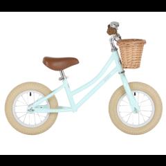 Laufrad Bobbin Balance Bike für Mädchen und Junge 12'', Gingersnap, Gratis Versand, Schweizer Lager