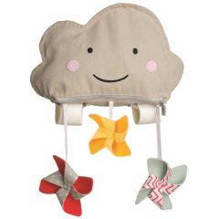 Sonnenschutz für den Kinderwagen Wolke Tasche Taf Toys