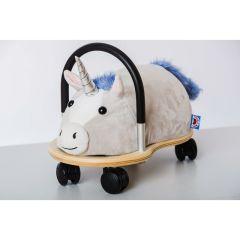 Wheely Bug mit absetzbarem Bezug, Hülle Einhorn, Baby Rutscher Mädchen ab 1Jahr