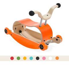 Schaukelwippe mir Rädern, Wählen Sie aus 8 verschiedenen Farben! Wishbone Flip