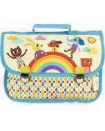 Schulrucksack kleine Kinder Rainbow, Vilac
