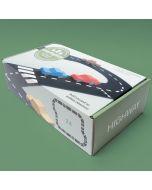 Flexible, langlebige Autobahn 24-teilige Set, Way to Play