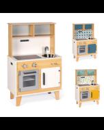 Küche My Style, Inklusive 6 Aufkleber zum Dekorieren, Janod