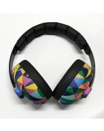 Baby Gehörschutz Mädchen oder Junge 0-2 (Pamir), Baby Kaleidoscope
