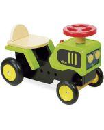 Rutscher Traktor Holzspielzeug ab 18 Monate Spielzeug Vilac