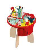 Baby Spieltisch mit Aktivitäten Baby Wald, Tolle Baby Geschenk Idee Janod